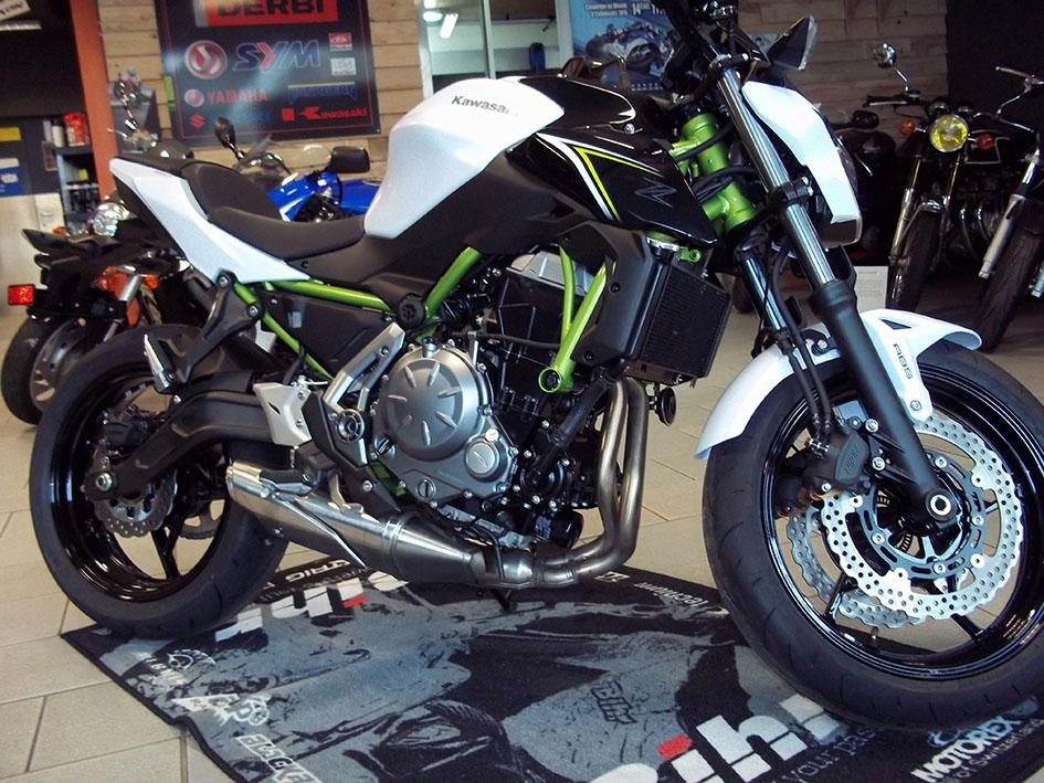 vente de moto sportives toutes marques à Moto Garage Chemillé dans le Maine-et-Loire