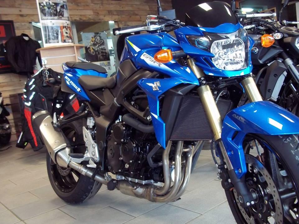 Vente de motos neuves et occasions toutes marques à Moto Garage Chemillé